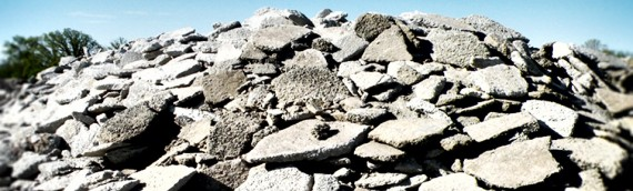 Aggregate Crushed Concrete  | Recycling Sacramento